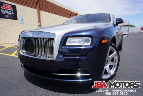2014 Rolls-Royce Wraith Base
