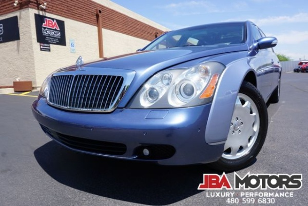 2005 Maybach 62 Base