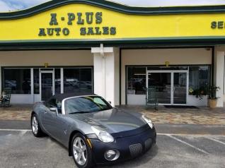 Used Pontiac Solstices for Sale | TrueCar