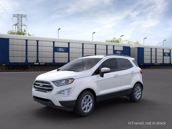 2020 Ford EcoSport in Mission, TX
