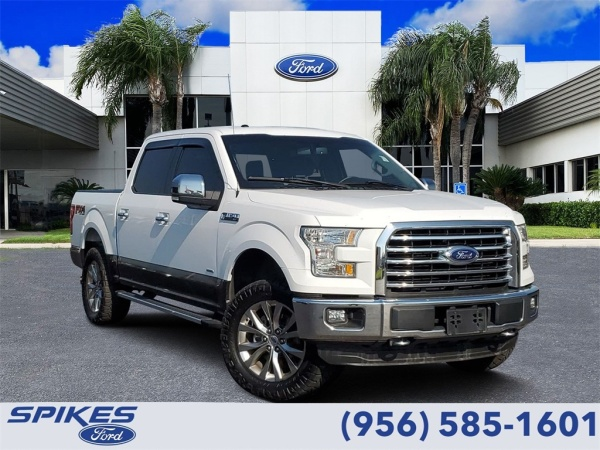 2015 Ford F-150 in Mission, TX