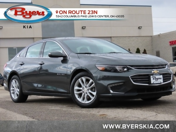 2017 Chevrolet Malibu in Lewis Center, OH