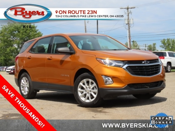 2018 Chevrolet Equinox in Lewis Center, OH