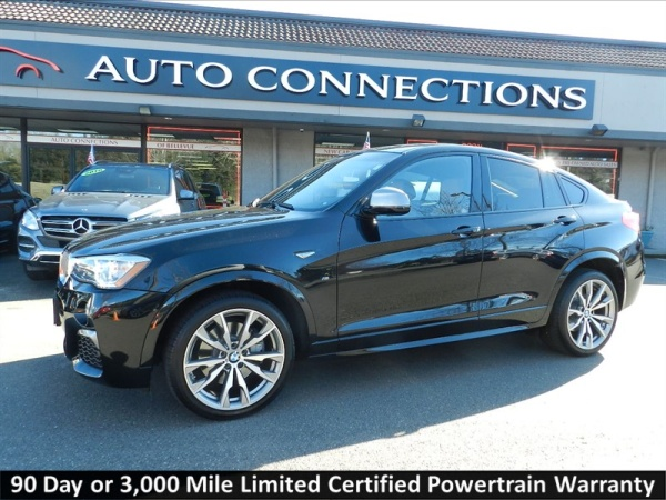 2016 BMW X4 in Bellevue, WA