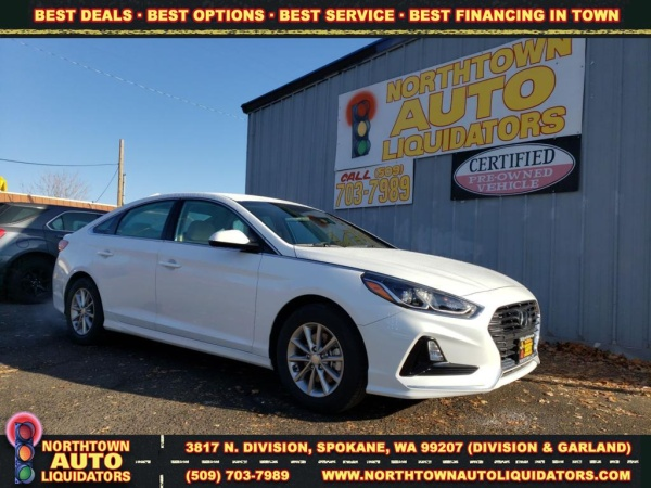 2018 Hyundai Sonata in Spokane, WA