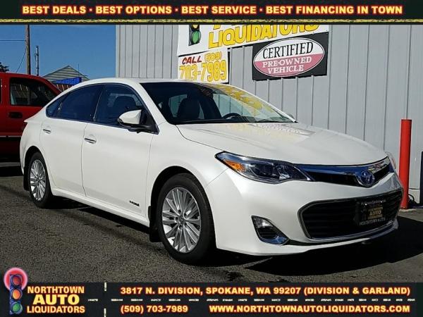 Toyota Avalon Hybrid Sedan Spokane >> 2013 Toyota Avalon Hybrid Xle Touring For Sale In Spokane Wa Truecar