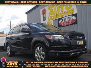 Used Audi Q For Sale In Liberty Lake WA Used Q Listings In - Audi spokane