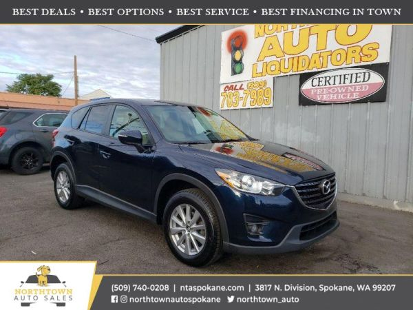 2016 Mazda CX-5 in Spokane, WA