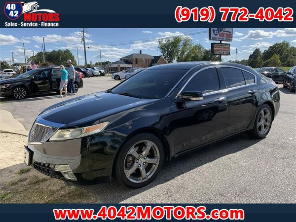2011 Acura TL SH-AWD Automatic with Technology …
