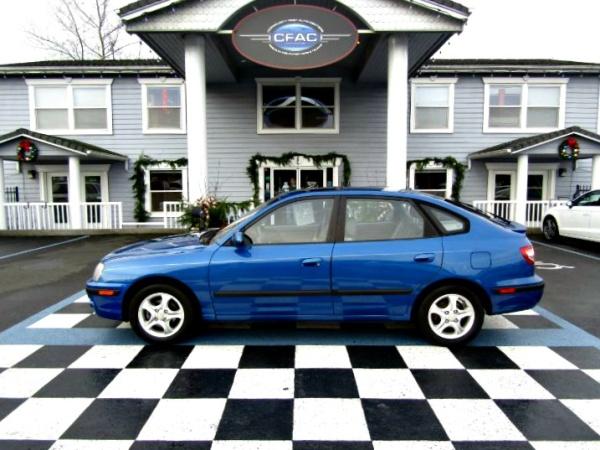 2006 Hyundai Elantra GT