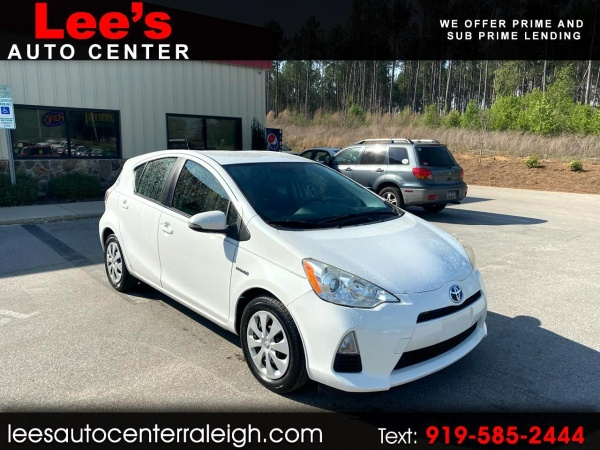 2013 Toyota Prius c in Raleigh, NC