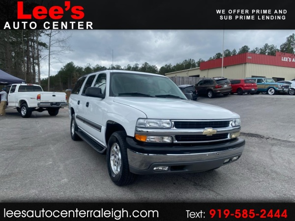 2004 Chevrolet Suburban in Raleigh, NC