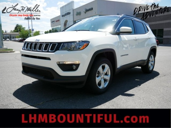 2019 Jeep Compass in West Bountiful, UT