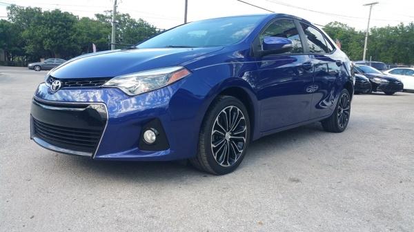 2016 Toyota Corolla S CVT For Sale in Tampa, FL | TrueCar