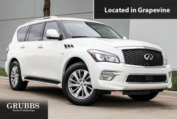 2015 INFINITI QX80 in Grapevine, TX