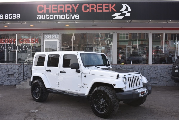 2018 Jeep Wrangler in Denver, CO