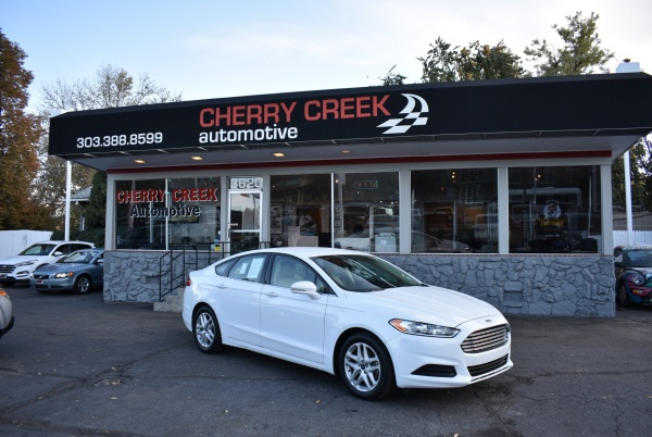 2016 Ford Fusion in Denver, CO