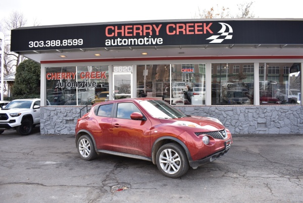 2013 Nissan JUKE in Denver, CO