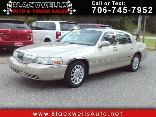 Used Lincoln Town Car For Sale In Ellijay Ga 14 Used Town Car