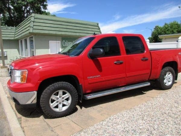 2011 GMC Sierra 1500 in Ft. Collins, CO