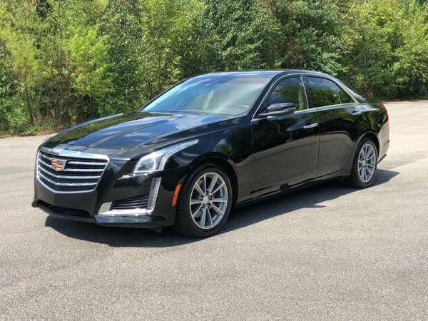 2017 Cadillac CTS 2.0T Luxury
