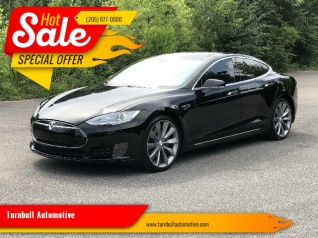 Tesla model s used car price