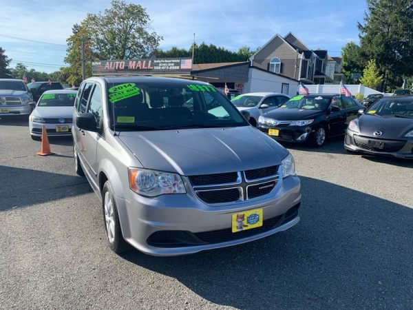 2014 Dodge Grand Caravan in Milford, MA