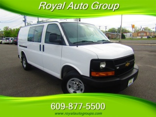 Used Chevrolet Express Cargo Vans For Sale In Jersey City