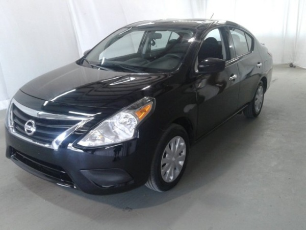 2017 Nissan Versa in Savannah, GA