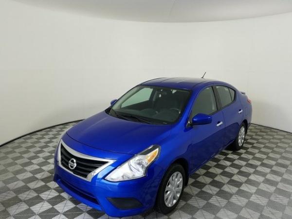 2017 Nissan Versa in Savannah, GA