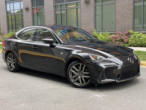 2017 Lexus IS in Arlington, VA