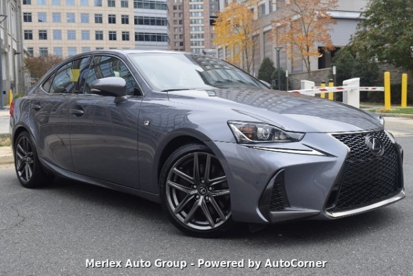 2018 Lexus IS 350 Base