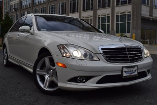 Used 2008 Mercedes Benz S Class 5.5L V8 4MATIC For Sale In Arlington
