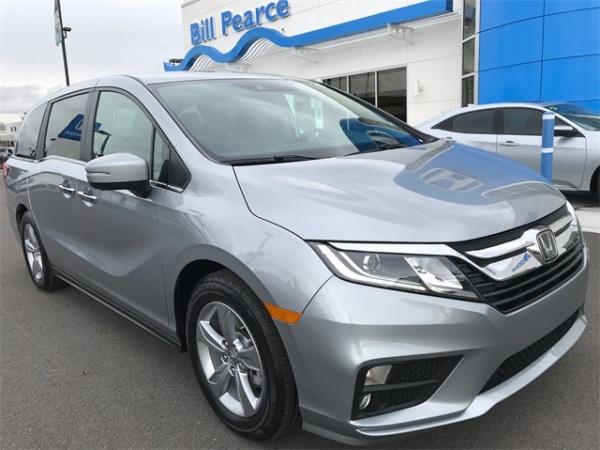 2020 Honda Odyssey in Reno, NV