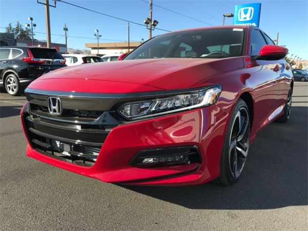 2020 Honda Accord in Reno, NV