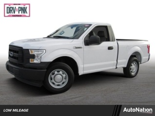 2017 Ford F 150 Xl Regular Cab 6 5 Bed Rwd For In Clearwater