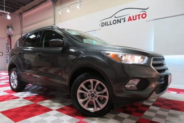 2017 Ford Escape in Lincoln, NE