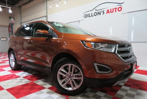 2017 Ford Edge in Lincoln, NE