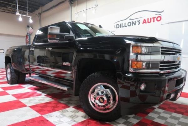 2016 Chevrolet Silverado 3500HD in Lincoln, NE