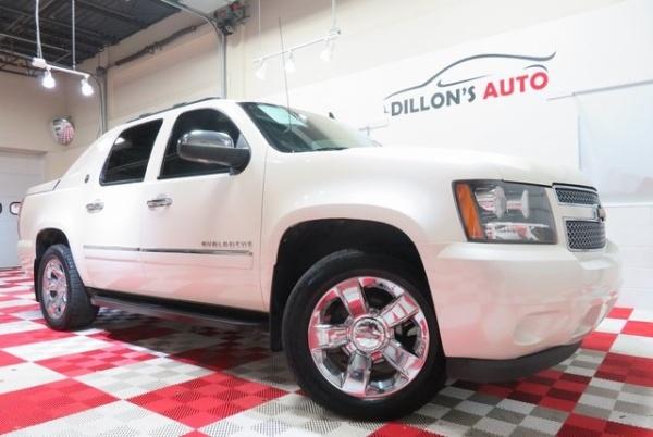 2013 Chevrolet Avalanche in Lincoln, NE