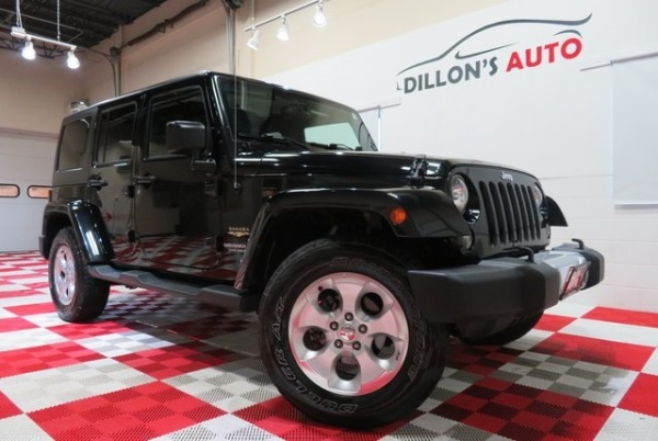 2015 Jeep Wrangler in Lincoln, NE