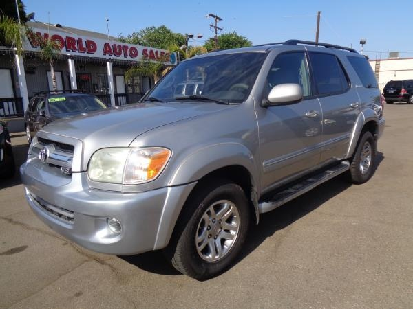 2006 toyota sequoia limited rwd for sale in san diego ca truecar. Black Bedroom Furniture Sets. Home Design Ideas