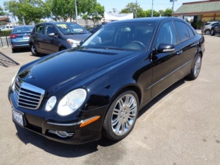Used 2008 Mercedes Benz E Class E 350 Luxury Sedan RWD For Sale In