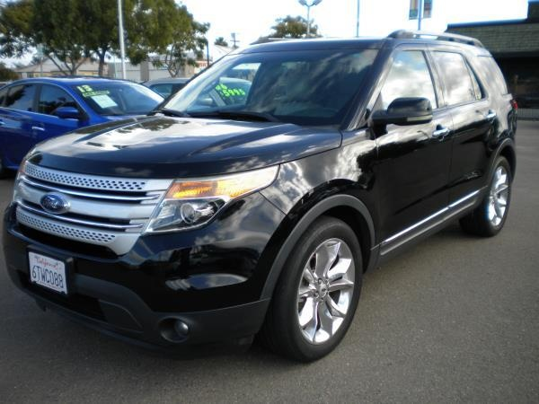 2012 Ford Explorer in San Diego, CA