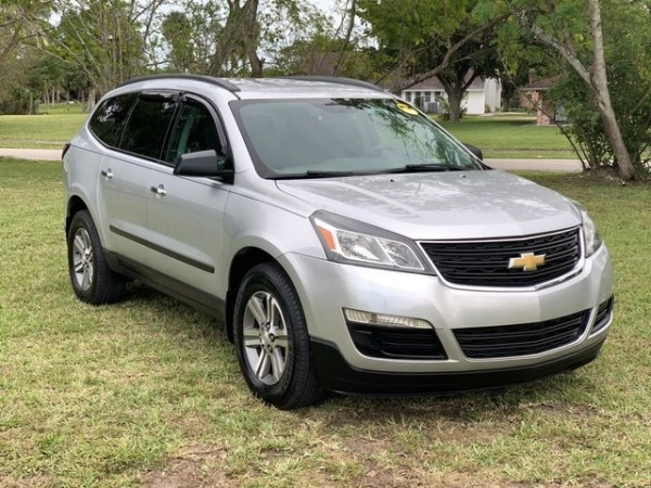 2014 Chevrolet Traverse in Pompano Beach, FL