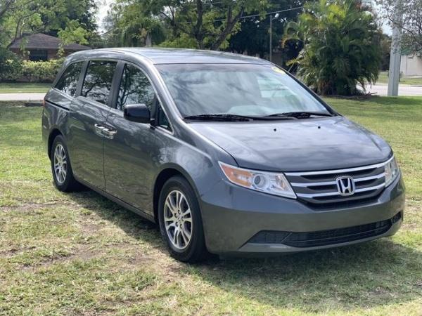2012 Honda Odyssey in Pompano Beach, FL