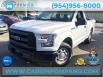 Used 2017 Ford F-150 XL Regular Cab 6.5' Bed RWD for Sale in Pompano Beach, FL