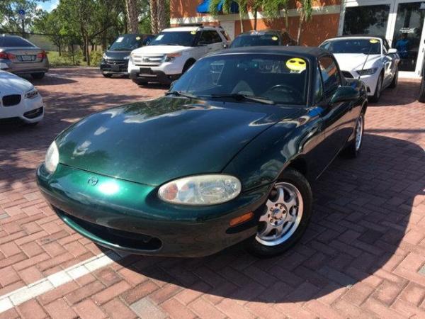 1999 Mazda MX-5 Miata in Pompano Beach, FL
