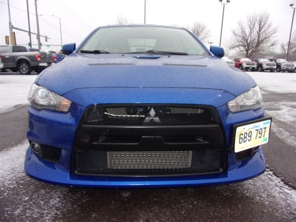 2008 Mitsubishi Lancer Evolution Gsr Manual For Sale In Sioux Falls