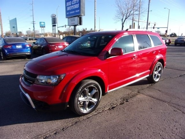 2017 Dodge Journey in Sioux Falls, SD